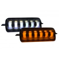 LED габариты и задние