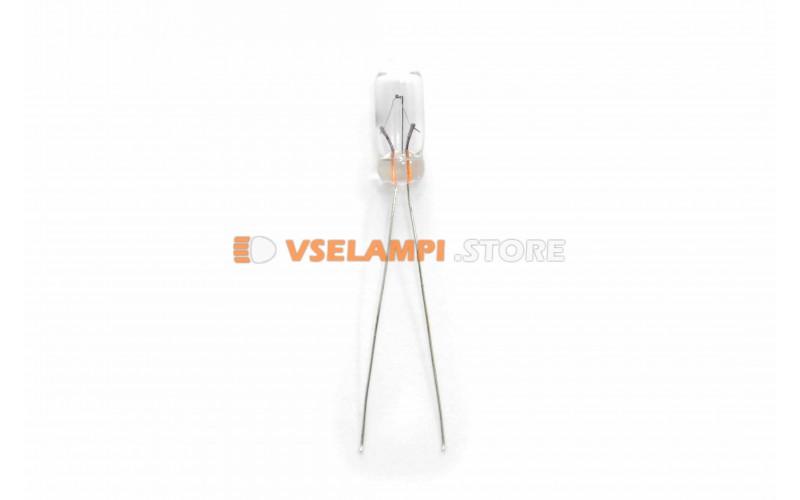 Авто-лампочка PROsvet 12v W1.2w (микрушка) с усами (большая) 5