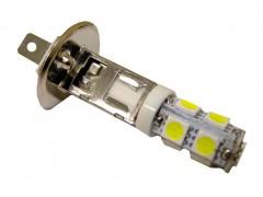 Светодиод 24v H1 9SMD белый