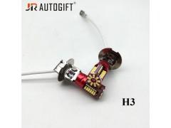 Светодиод фарный JR Autogift 12-24V 57SMD 3014 белый