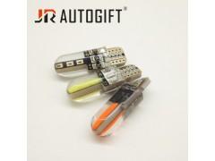 Светодиод JR Autogift 12v T10 6 COB силикон