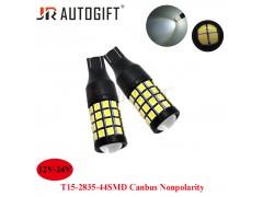 Светодиод JR Autogift 12-24v T15 44SMD 2835 обманка белый