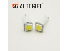 Светодиод JR Autogift 12vT5 1 SMD 5050 микрушка
