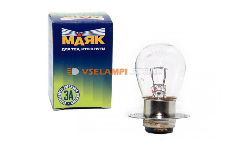 Галогенная лампа Маяк Standart 24V - цоколь Тракторная 2к