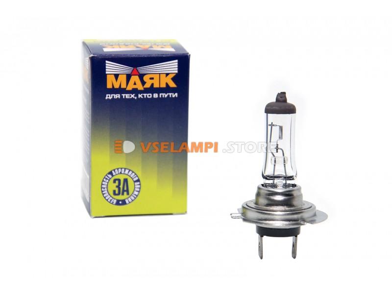 Галогенная лампа Маяк Standart 24V - цоколь H4