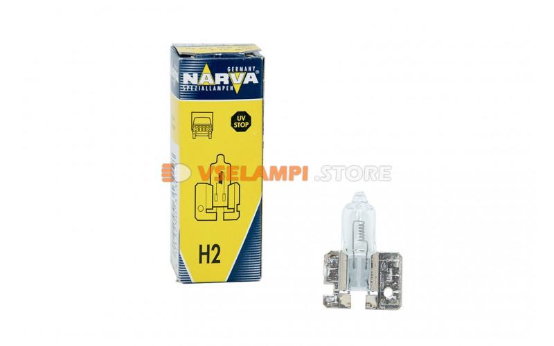 Галогеновая авто-лампа Narva Стандарт 24V цвет желтый, 1шт