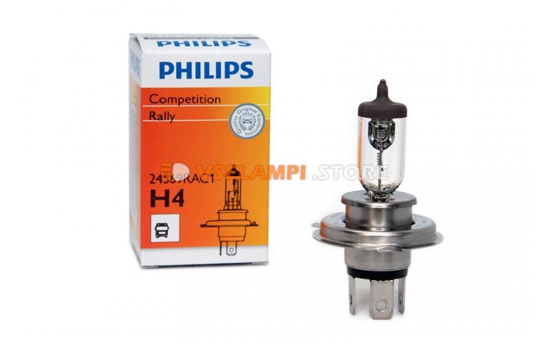 Галогенная лампа PHILIPS MasterDuty 24V - цоколь H4 100/90