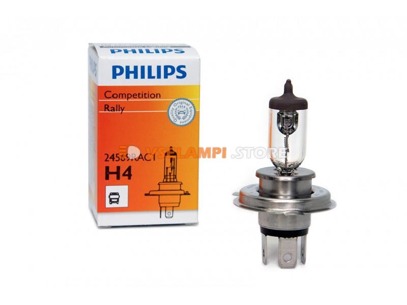 Галогенная лампа PHILIPS MasterDuty 24V - цоколь H7