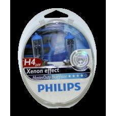 Галогенные лампы PHILIPS MasterDuty Blue Vision комплект 2шт.