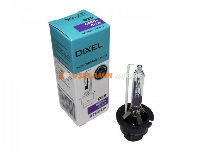 Фарная ксеноновая лампа DIXEL штатная 6000k 1шт.