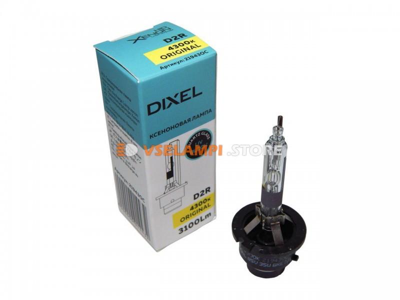 Фарная ксеноновая лампа DIXEL штатная 4300k 1шт.