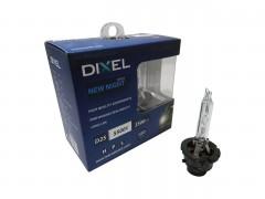 Ксеноновая лампа штатная DIXEL HPL NEW NIGHT 5500k 2шт.