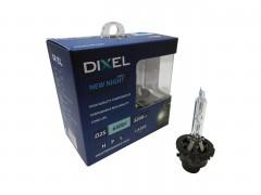 Ксеноновая лампа штатная DIXEL HPL NEW NIGHT 6500k 2шт.