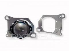 Infiniti FX S50 2002-2009. Под линзы DIXEL GTR BI-LED 3.0