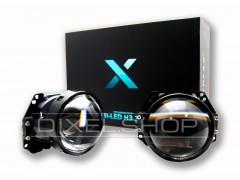 """Би-LED модуль X-LED H3 3.0"""" 4800k, 1шт."""