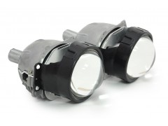 """Би-LED модуль AES A2-2 Universal 3.0"""" 6000k, H4,H7,H11 (к-т 2шт.)"""