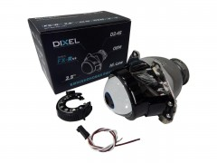 """Би-ксенон линза DIXEL FX-R V4 D 2.5"""" 1шт."""