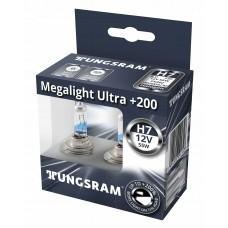 TUNGSRAM MEGALIGHT ULTRA +200%