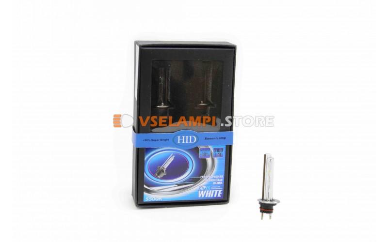 Ксеноновые не штатные лампы PROsvet X-power PREMIUM Xenon 5500K +50%, 2шт.