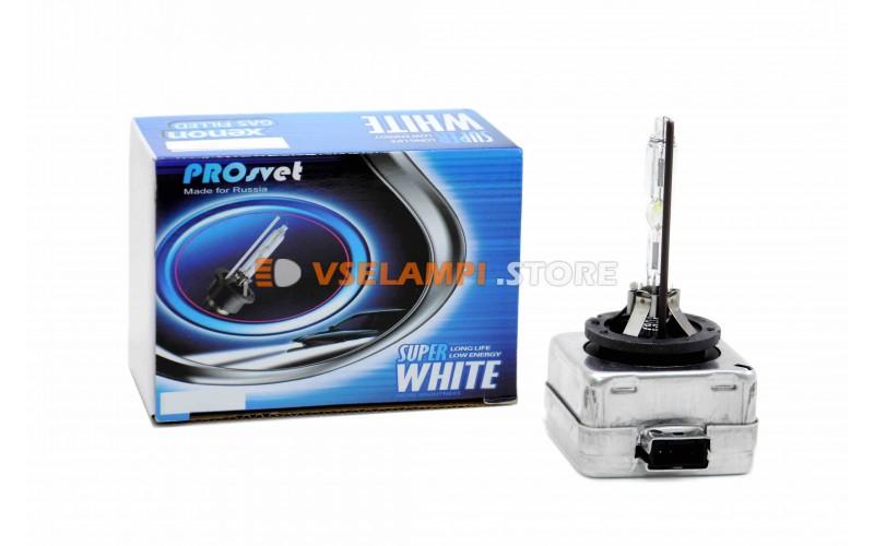 Ксеноновые лампы ProSvet штатный 6000К комплект 2шт. - цоколь D1S