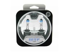 Галогенные лампы MTF - Argentum +50%, 3500K, комплект 2шт.