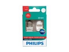 Светодиод PHILIPS P21W 12v-21w (BA15s) Vision LED 12898RX2 2шт