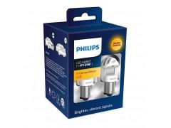 Светодиод PHILIPS PY21W 12v 1.8w Cree (BAU15s) X-tremeUltinon LED gen2 11498XUAXM 2шт.