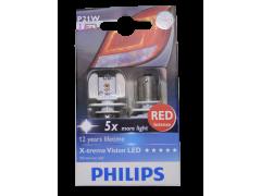 Светодиод PHILIPS P21W 12v/24v-21w (BA15s) LED 12898RX2