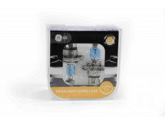 Галогенные лампы GE MEGALIGHT ULTRA +150% света комплект 2шт.