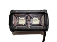 Прожектор прямоугольный 9-30V 96W 32SMD 135x75mm дальний