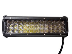 Прожектор прямоугольный 9-30V 108W 36SMD 235x75mm дальний