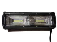 Прожектор прямоугольный 9-30V 144W 36SMD 235x75mm ближний