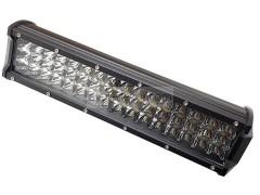 Прожектор прямоугольный 9-30V 180W 60SMD 310x75mm дальний