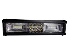Прожектор прямоугольный 9-30V 180W 60SMD 310x75mm комбинированный