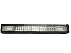 Прожектор прямоугольный 9-30V 324W 108SMD 585x75mm комбинированный
