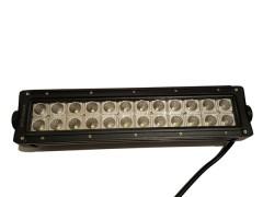 Прожектор боковой кронштейн 9-30V 72W 24SMD 340x81mm