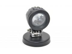 Прожектор 12W 55mm круглый, ближний
