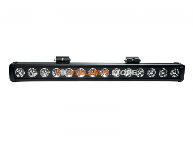 Прожектор 9-32V 14SMD 140W 660x65mm комбинированный