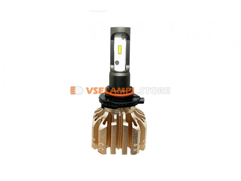 Сверх яркие светодиоды PROsvet S1 6000k комплект 2шт. - цоколь HB3