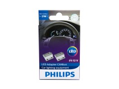 Обманки Philips LED-CANbus 12V 21W 18957X2 2шт.