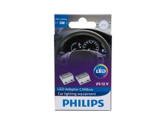 Обманки Philips LED-CANbus 12V 5W 12956X2 2шт.
