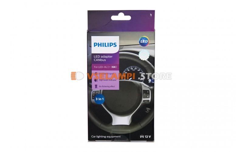 Обманки Philips LED-CANbus H4 18960C2 2шт.
