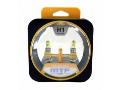 Галогенные лампы MTF - Aurum комплект 2шт.