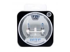 Галогенные лампы MTF - Argentum +130%, 3300K, комплект 2шт.