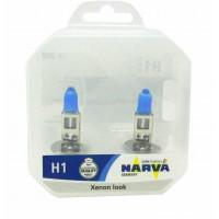 Галогенные лампы Narva - Range Power White комплект 2шт.