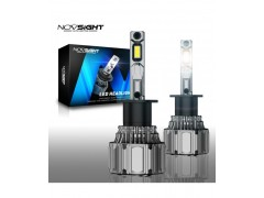 Сверх яркие светодиоды Novsight N50 6500k, комплект 2шт.