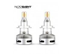 Сверх яркие светодиоды Novsight N26 6500k, комплект 2шт.