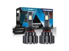 Сверх яркие светодиоды Novsight N15 6500k, комплект 2шт.