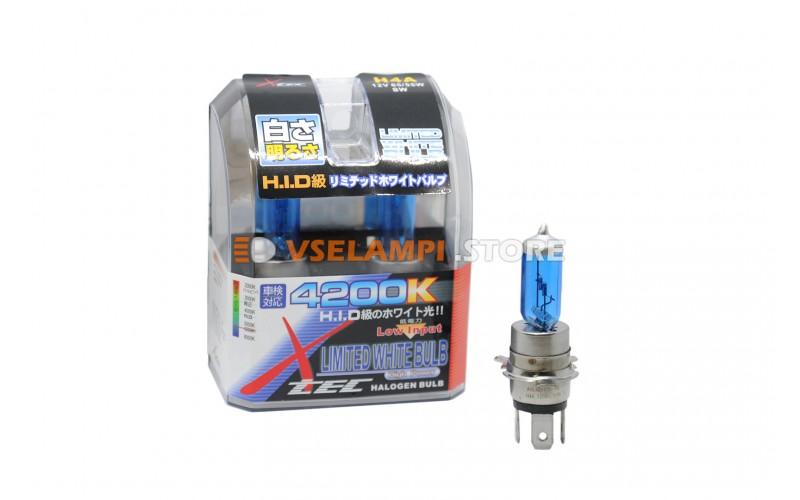 Галогенные лампы AHL - SuperWhite комплект 2шт.