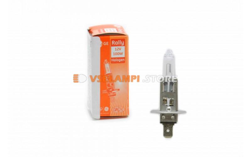 Галогенная лампа General Electric Standart - цоколь H1 100